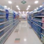 Days 365+48b bottled water aisle