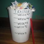 Days 365+48h Easter waste