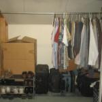 Days 365+115 Susan's Empty closet