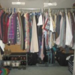 Days 365+115 Susan's Refilled closet